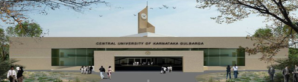 Welcome to Central University of Karnataka